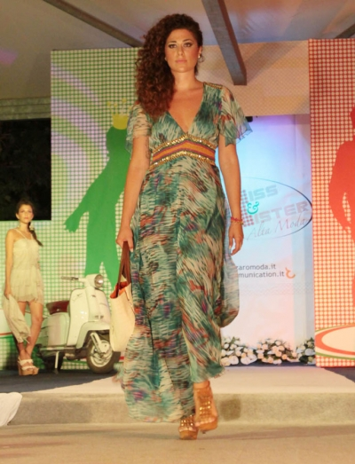 Defile' di Moda estate 2012